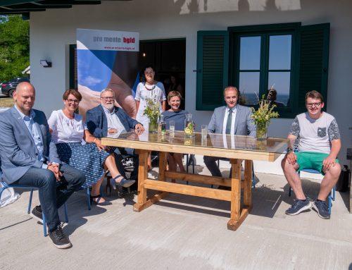 Kellerstöckl im Südburgenland offiziell eröffnet!