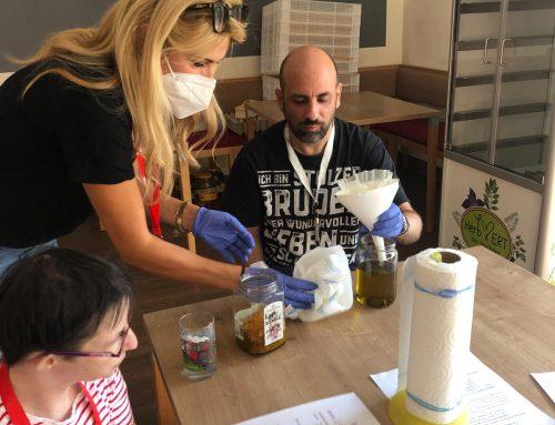 Workshop – selbstgemachte Kosmetikprodukte
